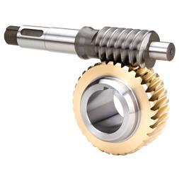 Speed reducer gear, Worm Shaft & Worm Gear