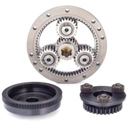 Speed Reducer Gear, pulley