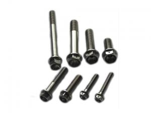 TITANIUM HEX HEAD CAP SCREW