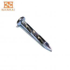Spiral Shank Galvanized Steel Concrete Nail